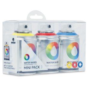MTN Water Based Mini Pack 3