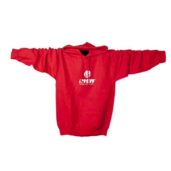 MTN Hoodie Red