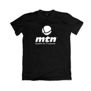 MTN T-Shirt Basic Logo Black