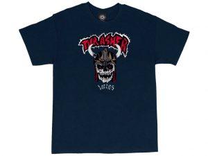 Thrasher Lotties T-Shirt Navy