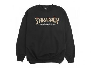 Thrasher Calligraphy Crew