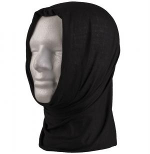 Mil-Tec Multi Function Headgear Black