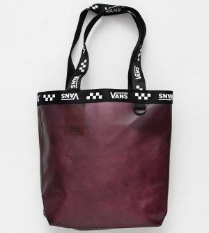 Vans Crosstown Logo Tote Bag