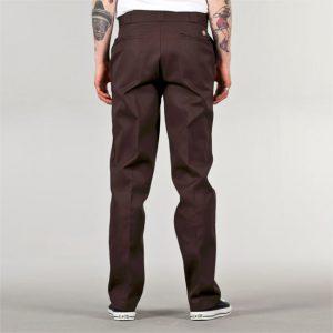 Dickies 874 Original Work Pants Dark Brown