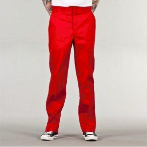 Dickies 874 Original Work Pants Red