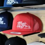 Yupoong Foam Trucker Red Fatcap Society