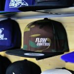 Yupoong Classic Snapback Camo/Black Flow Control
