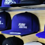Yupoong Foam Trucker Navy Flow Control