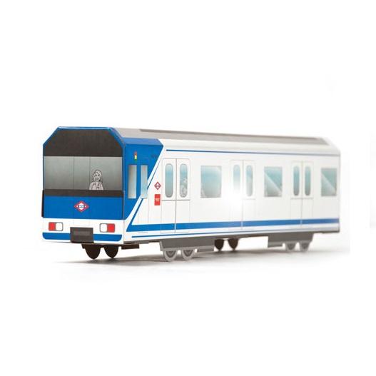 MTN Systems Madrid Metro