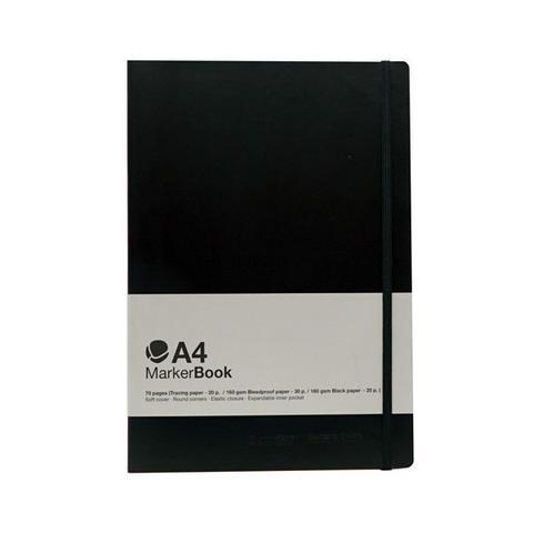 MTN A4 Marker Book