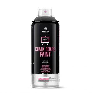 MTN PRO Chalk Board Paint Black 400ml