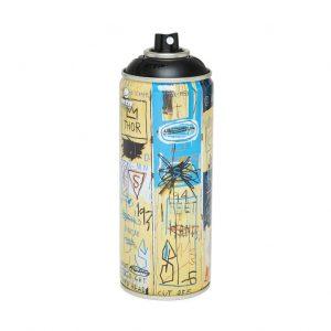 Jean-Michel Basquiat Matt Black